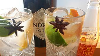 Gin en Tonic proeverij