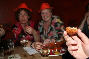 Gek op Holland dinnershow