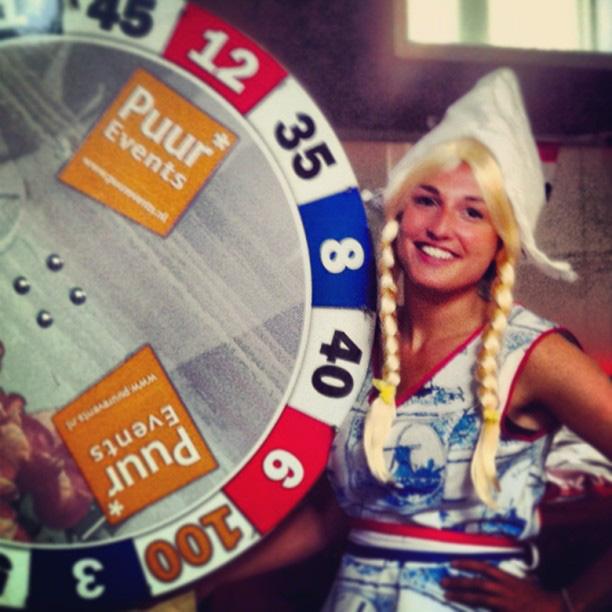 Gek op Holland Dinerspel