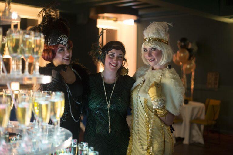 Great Gatsby Feest