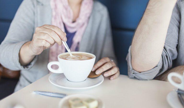 Koffieproeverij