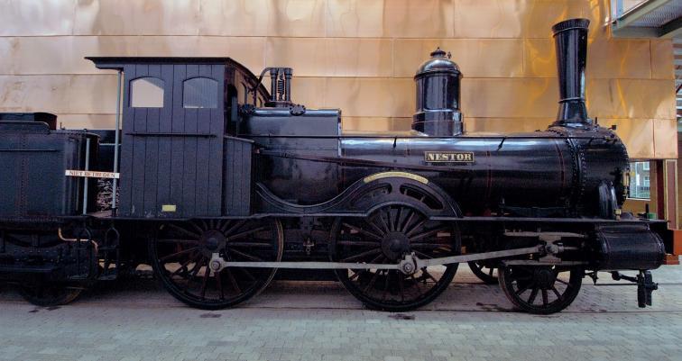 Spoorwegmuseum