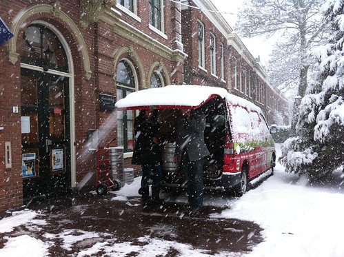 puur events in de sneeuw