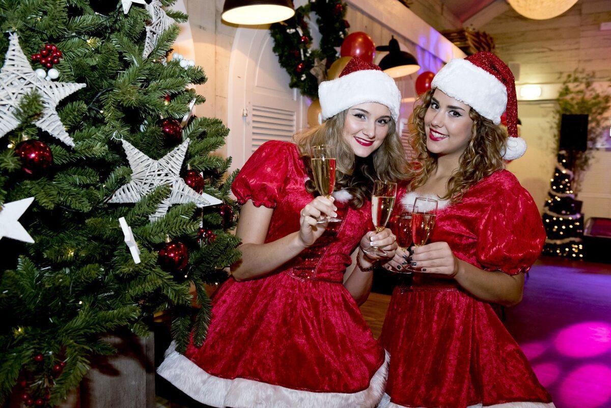 Kerst en nieuwjaarsfeest