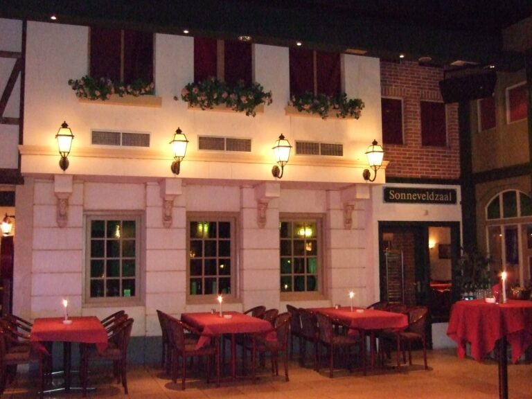 Restaurant het Oude Tolhuys