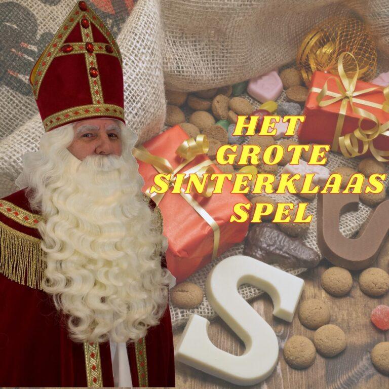 Het Grote Sinterklaasspel