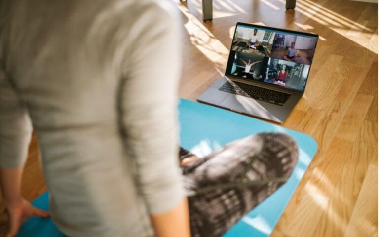 Online Yoga Lachworkshop