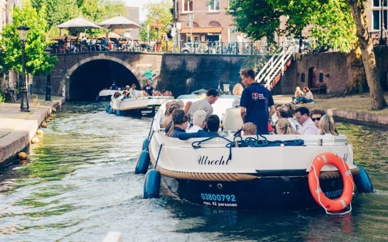 Gek op Holland boot
